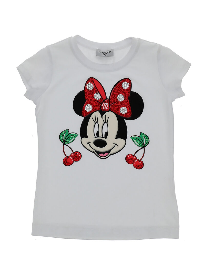 Camiseta Niña MONNALISA Minnie