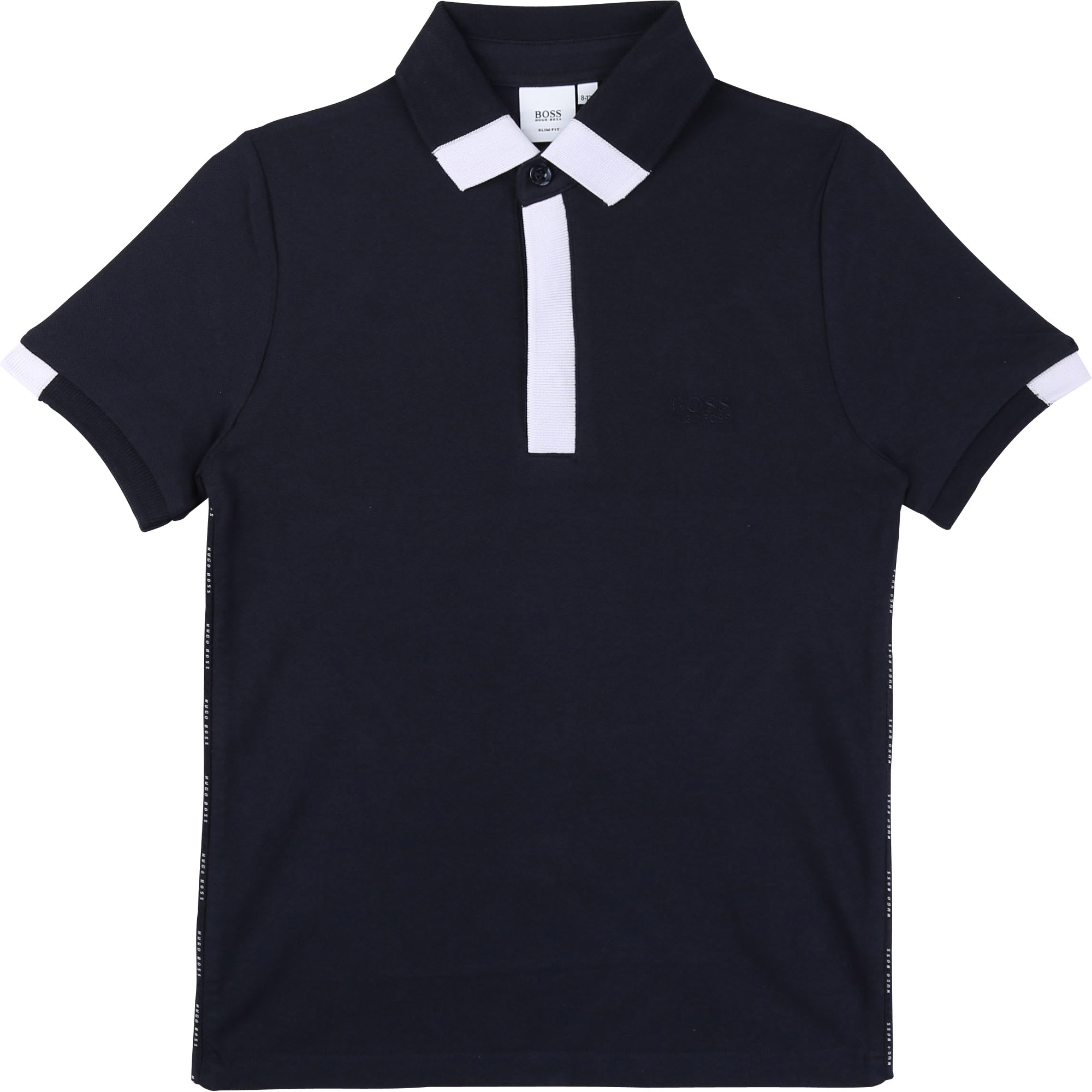 Polo Niño HUGO BOSS Marino